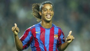 Brazilian star, Ronaldinho retires from football
