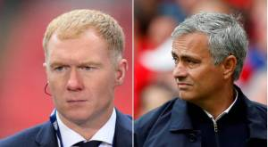 """""""I wish Paul Scholes can be 25% as successful as i am as a manager"""" – Mourinho blasts Paul Scholes (Video)"""