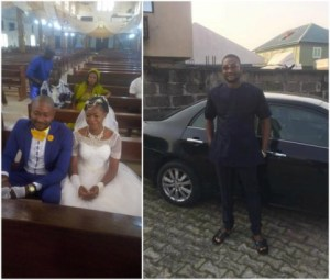 Nigerian Man Dies 22 Days After His Wedding, Friends Invoke His Spirit (Photos)