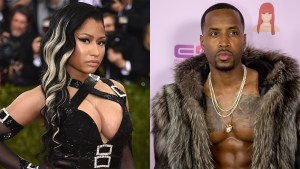 Nicki Minaj stayed with me for 12years because of my big d*ck – Safaree reveals