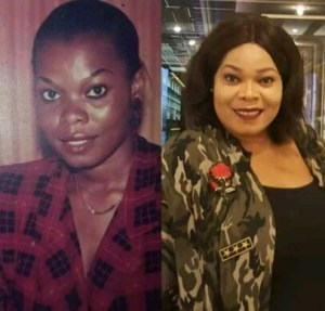 PHOTO: Bleaching Allegations Trail Nigerian Actress, Chinyere Wilfred Over Her Throwback Photo