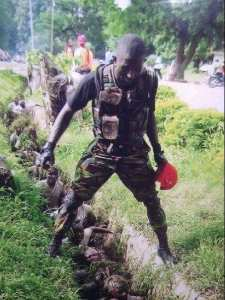 See how soldiers are trained at the Nigerian Army Depot, Kaduna (Photos)