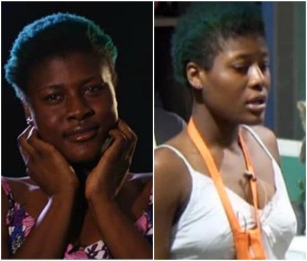 BBNaija: Alex Shows Off Her Breasts Again (Photos)