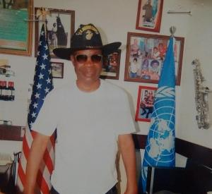 Fake American Colonel Arrested After Impersonating EFCC Operative. (Photos)