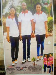 Man Set To Marry Two Ladies Same Day In Abia (Photos)