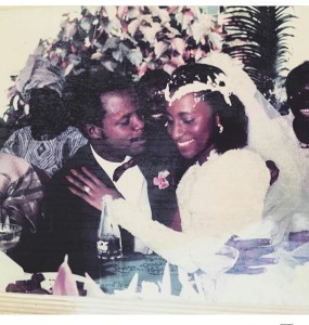 Check out this throwback photo of VP, Yemi Osinbajo and wife (Photo)