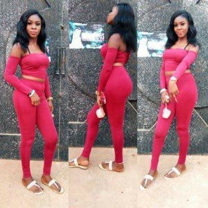 Young Lady Dies After She Was Stabbed In The Chest By Thieves (Photos)