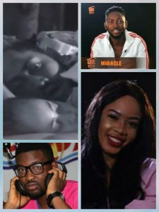 #BBnaija: OAP, Dotun Slams Nigerians For Criticizing Miracle And Nina's Sunday Morning Sex