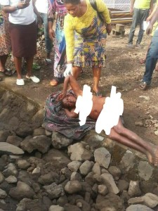 Ritualists Cut Off Pregnant Woman's Breasts And Eyes In Delta (Graphic Photos)