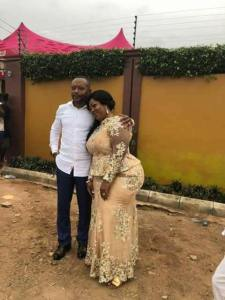 Ghanaian Prophet Marries for the 3rd time to a woman with a big ass (Photos)