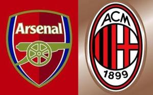 Arsenal to play AC Milan in the Europa League Round of 16