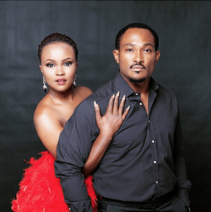 Blossom Chukwujekwu's wife, Maureen reveals she pissed him off the day he proposed
