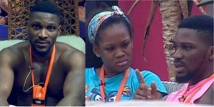 BB Naija's Tobi And Ceec Talk About Their Relationship While In The House