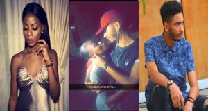 #BBNaija: Khloe and K-Brule all loved up as they arrive Lagos (Video)