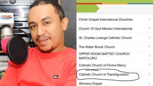 Daddy Freeze Reacts to Mobile Bank App For Tithes And Offerings For Churches (Photos)
