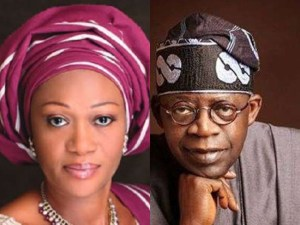 """My Husband Was Sidelined After APC Won In 2015 Elections"" – Remi Tinubu"