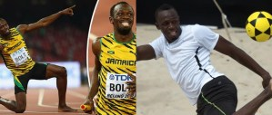 , Seems Usain Bolt have signed for South African side, Mamelodi Sundowns (Photo & Tweet), Effiezy - Top Nigerian News & Entertainment Website