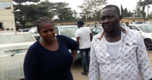 Police Uncover Baby Factory, Arrest Couple In Lagos (Photo)
