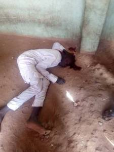 2 Men Shot Dead After Gang Members Tried To Free Prisoner From Court In Sokoto (Graphic Photos)