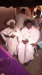 Nigerian Couple Welcomes A Set Of Twins After 12 Years Of Marriage (Photo)