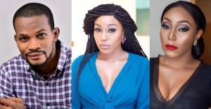 Uche Maduagwu prays for Rita Dominic to get married this year