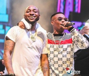 Davido Celebrates Wizkid's 28th Birthday, Dances 'Soco' As He Parties In Paris (Video)