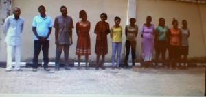 Gang Which Specialized In Kidnapping And Sale Of Babies Busted In Anambra. (Photo)