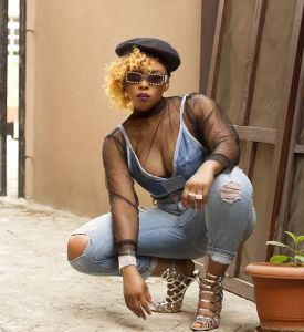 Yemi Alade looking all gangster in new photos