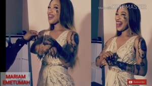 "Watch Tonto Dikeh Dancing To Olamide's ""Science Student"" (Video)"