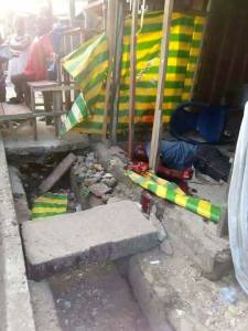 Security Guard Killed Near A Bank By Cultists In Calabar. (Graphic Photos)
