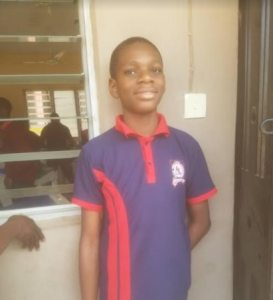 14-Year-Old Pupil Passes His WASSCE & UTME With Impressive Grades (Photos)