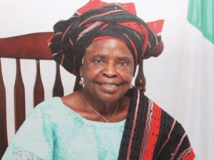 You don't sleep with your two eyes closed when raising boys –Vice-President Osinbajo's mum