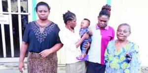 Mother, Grandma, sell newborn baby for N250K