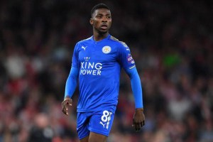 See what Leicester boss said about Iheanacho after scoring against Valencia