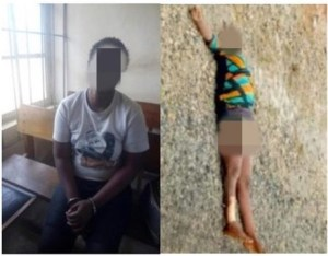 Lady kills her friend after she revealed to her boyfriend she's a prostitute (Photo)