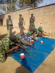 Soldiers killed after attack on military convoy by Fulani Herdsmen (Graphic Photos)