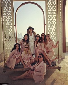 Soon To Be Bride And Her 7 Friends Killed In Plane Crash After Celebrating Her Bachelorette Party (Photos)