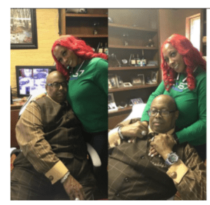 """""""I Dont Give a Fauk!"""" – Pastor Blasts Fans Criticizing Him For Fondling a Woman (Photos & Video)"""