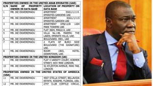 Check out the number of houses Deputy Senate President, Ike Ekweremadu owns outside Nigeria (See list)