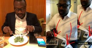 Billionaire Femi Otedola Reveals Why He Replaced His Old Nokia Phones With iPhones