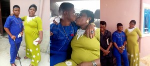 """She said yes even though I was broke"" – Pastor celebrates wife's birthday with special a surprise (Photos)"