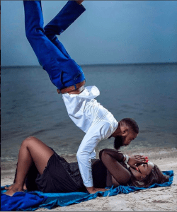 """#BBNaija:"""" I Have A Man Finally -Ex Housemate Uriel Oputa Shows Off Her New Boo In Romantic Photos"""