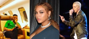 Wizkid Set To Perform With Beyonce and Eminem In California