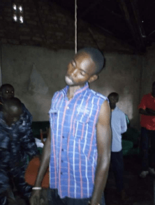 After 3 Attempts, Man Finally Commits Suicide Over Dad's Refusal To Buy Him A Car (GRAPHIC PHOTOS)
