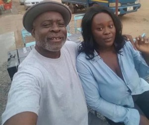 Popular Ghana Actor, Kofi Adjorlolo And Son Sleeping With Same Woman (Photos)
