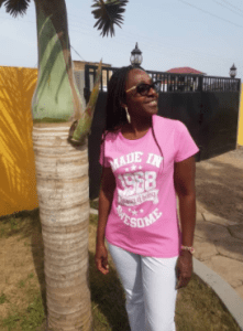 GOOD GENE: Check out this 50-year-old Nigerian mother that looks like a 25-year-old (Photos)
