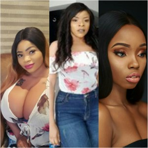 #BBnaija: Roman Goddess shades Laura Ikeji for giving BamBam her used wig (Photos)