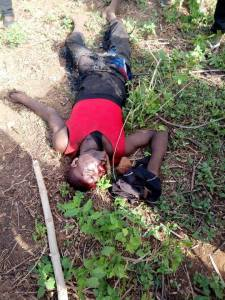 Many feared dead as Armed Bandits storm Toto village in Nasarawa (Photos)
