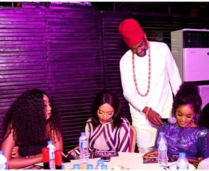, #BBnaija: Seems Ebuka lied about not knowing CeeC before Big Brother, Checkout throwback photo of both of them (Photos), Effiezy - Top Nigerian News & Entertainment Website