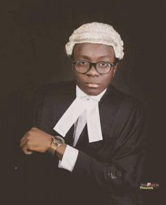 26-year-old lawyer and son of Nigerian politician dies after a brief illness (Photos)